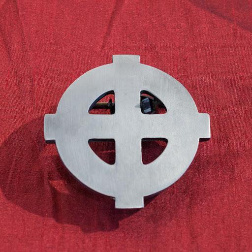 Boucle de ceinture   Croix Celtique. – Terres-celtiques bf849d3c7b8