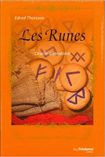 Coffret : Les Runes – Oracle divinatoire (Edred THORSSON)