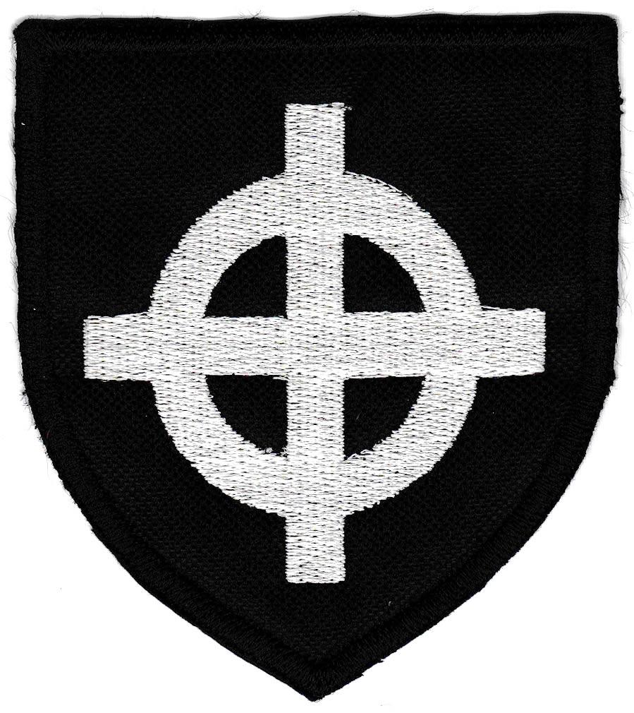 Ecusson : Blason Croix celtique