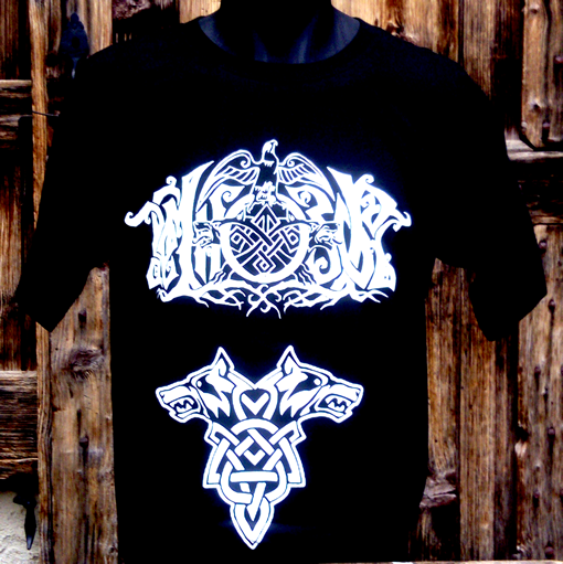 T-shirt : TEMNOZOR « Pagan pride – Right of might »