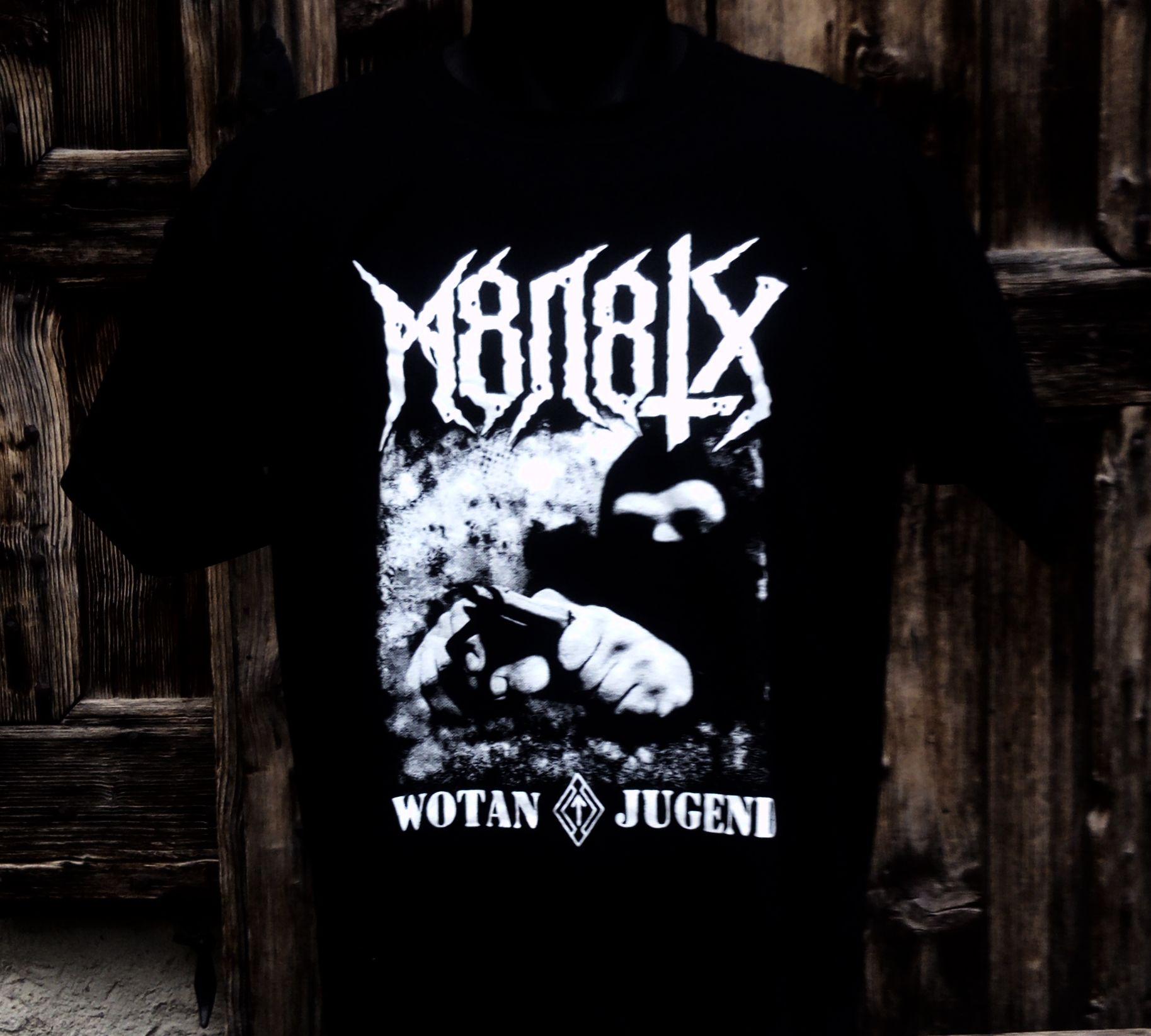 T-shirt : MOLOTH «Wotan jugend»