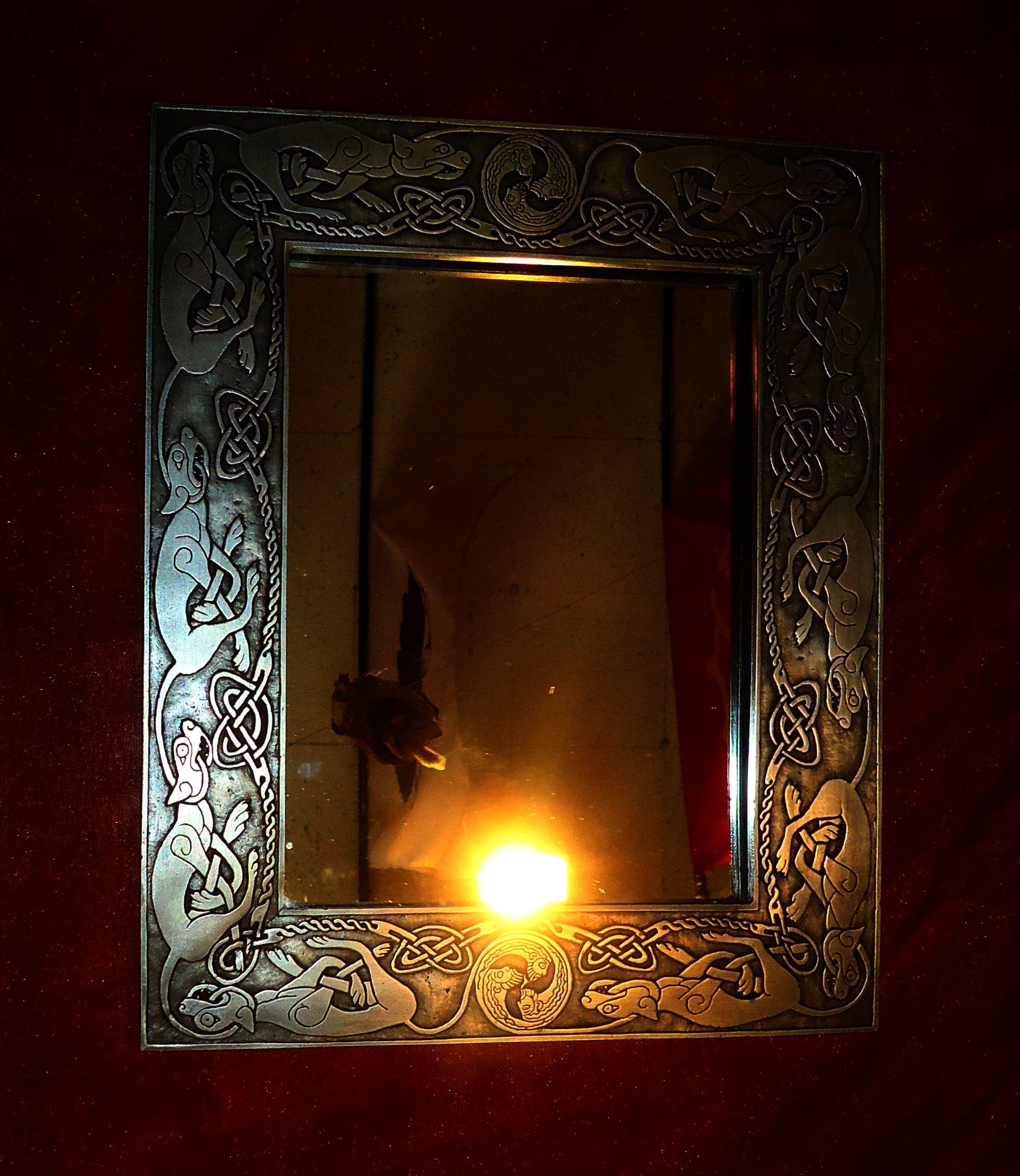 Miroir : celtique